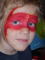 Flash Gordon Superhero Birthday Party