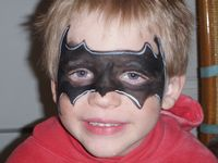 batman Superhero Birthday Party